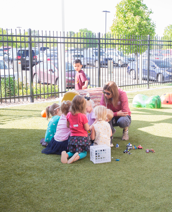 Childcare at the Community Recreation Center